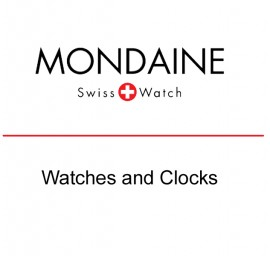 Mondaine Watches and Clocks