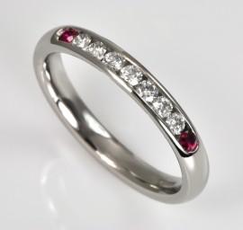 Bespoke Eternity Ring Gallery