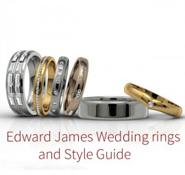Edward James Wedding Rings and style guide